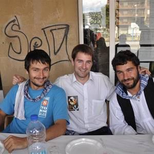 Laudioko Jaiak 2011: Kuadrillen Bazkaria 7