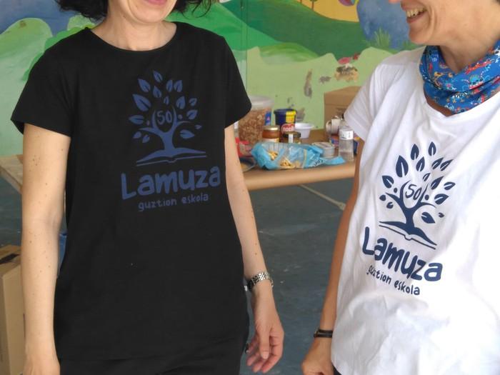 Lamuza Ikastetxeak bere urteurrena ospatzen jarraitu du gastronomia eta mendia uztartuta - 14