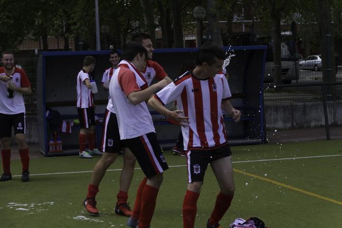 CD Laudioko gazteek lortu dute sailkapena Euskal Ligako play-offak jokatzeko - 63