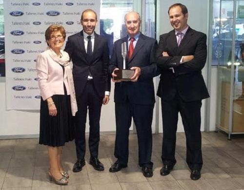 Chairman´s Award irabazi du bigarren aldiz Talleres Iñakik
