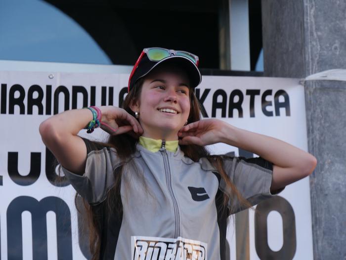 Pablo Fernandezek irabazi zuen sprintean Aiarako Birako lehen etapa - 119
