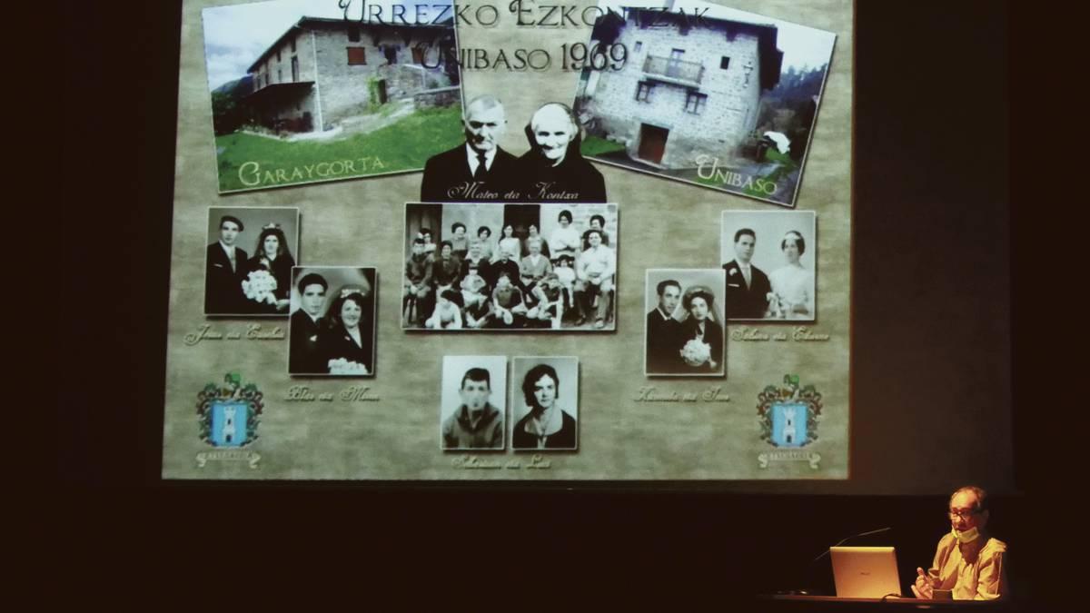 Orozkoko genealogia: sustrai eta adar asko dituen zuhaitza
