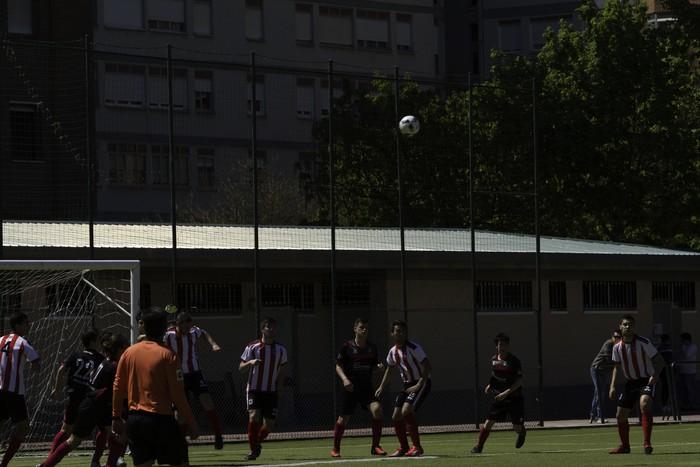 CD Laudioko gazteek lortu dute sailkapena Euskal Ligako play-offak jokatzeko - 18
