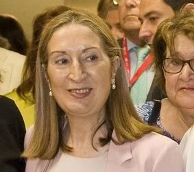 JEZ enpresa bistatu du Ana Pastor ministroak gaur goizean