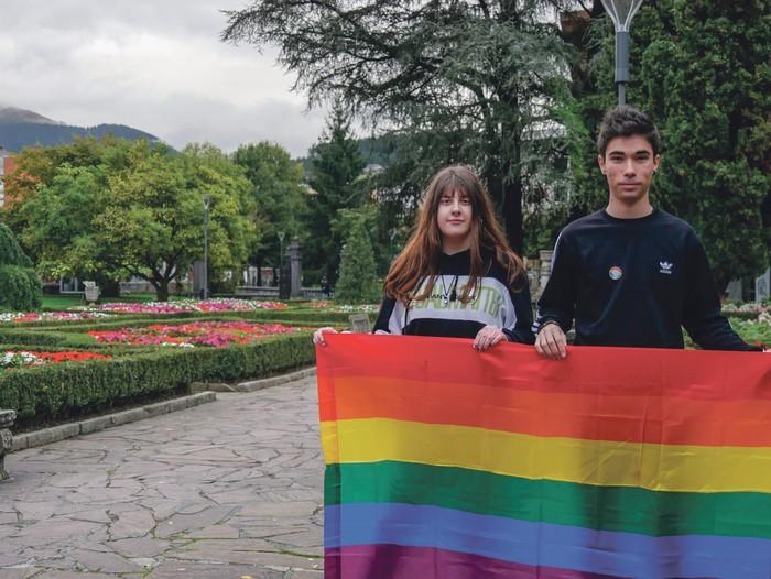 """LGTB+ mugimenduari bultzada emateko sortu dugu Laudion Harro"""