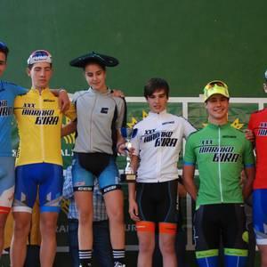 Ivan Romeok eta Olatz Caminok irabazi dute Aiara Birako aurtengo edizioa