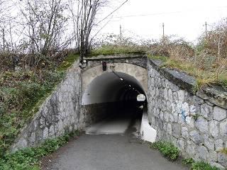 Semaforo berri batek trafikoa erregulatuko du Agua Salada auzoko tunelean