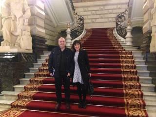 Egoera ekonomikoa aztertzeko Bizkaiko Foru Aldundiarekin bildu da udala