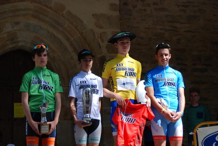 Ivan Romeok eta Olatz Caminok irabazi dute Aiara Birako aurtengo edizioa - 28