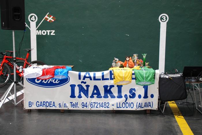Ivan Bonillak irabazi zuen Aiarako Birako bigarren etapa - 10
