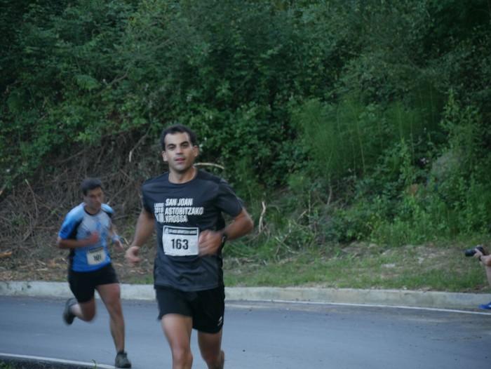 Felipe Larrazabal eta Maider Urtaran garaile San Joan Astobitzako krosean - 100