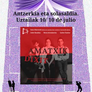 """Orozkoko Kultur Barikuak: """"Amatxik dixit"""""""