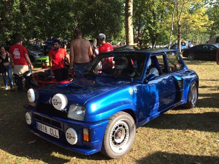 Motorshow topaketek auto klasiko mordoa batu zituzten - 26