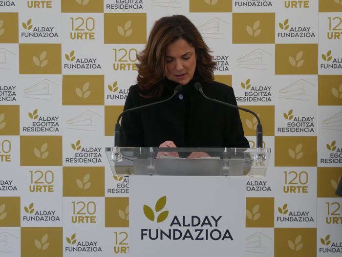 Gaur inauguratu dute Aiarako nagusien egoitza berria - 54