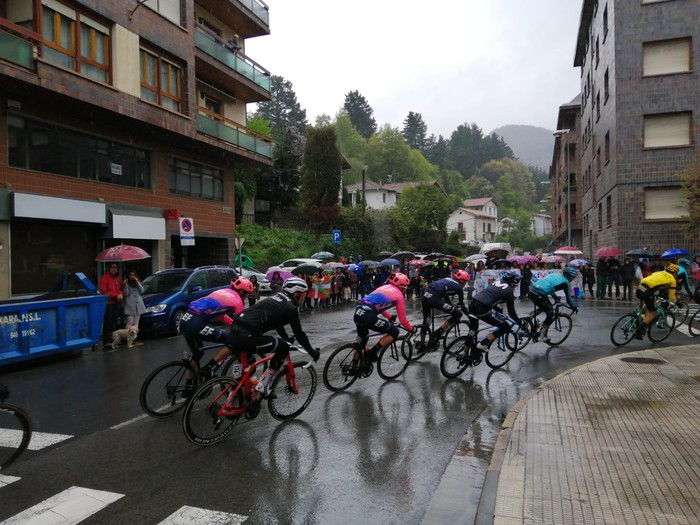 Aiaraldea zeharkatu du Euskal Herriko Itzuliak - 9