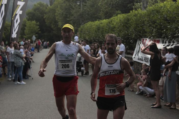 Jon Durana eta Maider Urtaran garaile San Joan Astobitzako krosean - 49