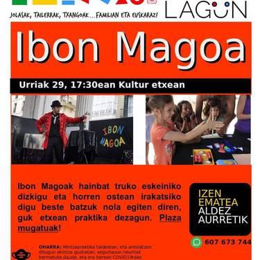 Ibon Magoa