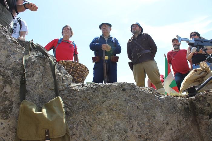 San Pedron gertatutako sarraskiak gogoratu zituzten atzo - 47