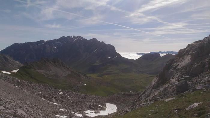 Picos de Europa bisitatu dute Matxinkortako kideek - 14