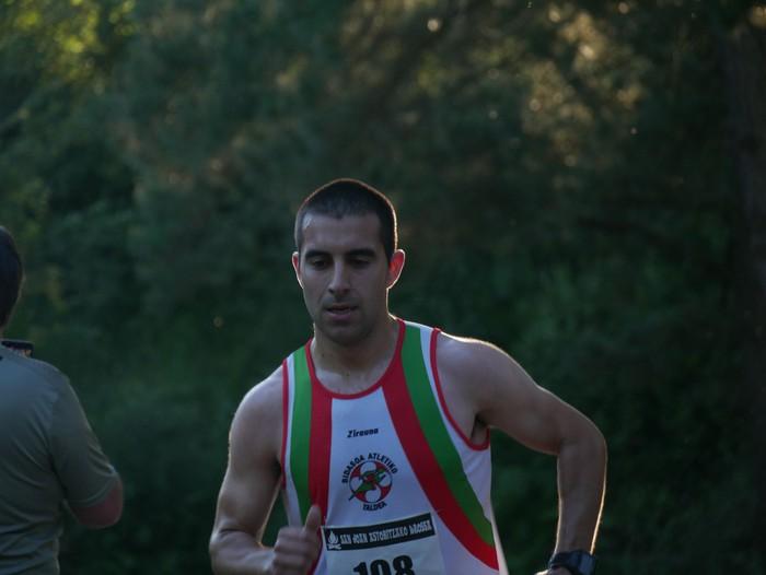 Felipe Larrazabal eta Maider Urtaran garaile San Joan Astobitzako krosean - 95