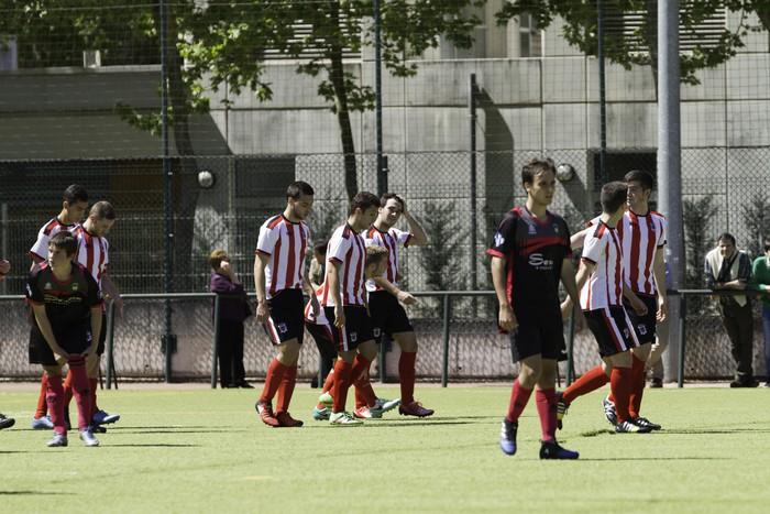 CD Laudioko gazteek lortu dute sailkapena Euskal Ligako play-offak jokatzeko - 29