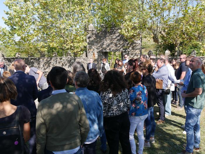 Encina Castresana hautatu dute Aiarako Kuadrillako presidente - 17