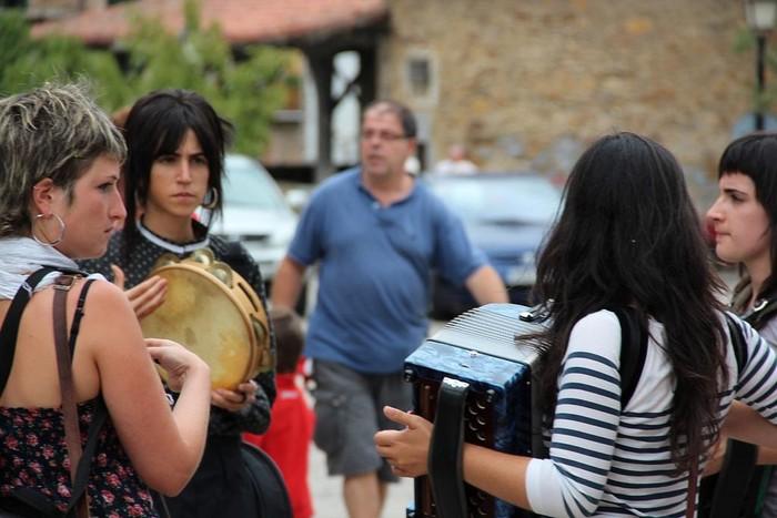 Arrankudiagako Jaiak 2011: Txupinazoak herria festaz jantzi du  - 19