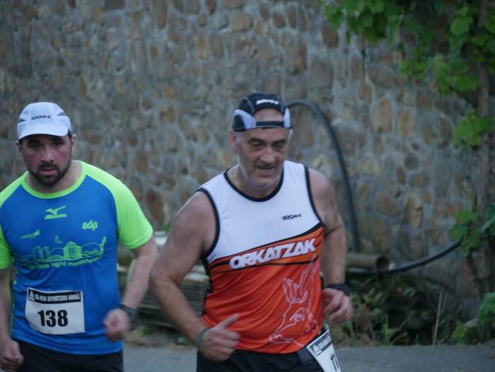 Felipe Larrazabal eta Maider Urtaran garaile San Joan Astobitzako krosean - 89