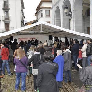 Emakumeen aurkako indarkeriaren aurkako nazioarteko eguna Urduñan