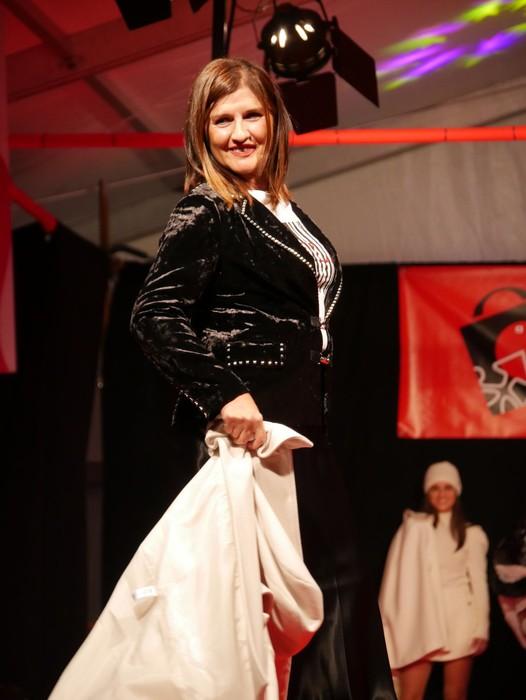 """Herritarrak """"modelo afizionatu"""", Laudio moda desfilean - 39"""