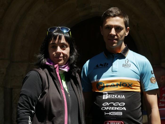 Zuriñe Frutosek eta Iñaki Isasik irabazi dute Aiarako Mendi Duatloia - 90