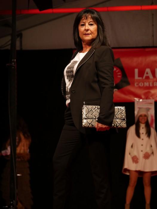 """Herritarrak """"modelo afizionatu"""", Laudio moda desfilean - 26"""