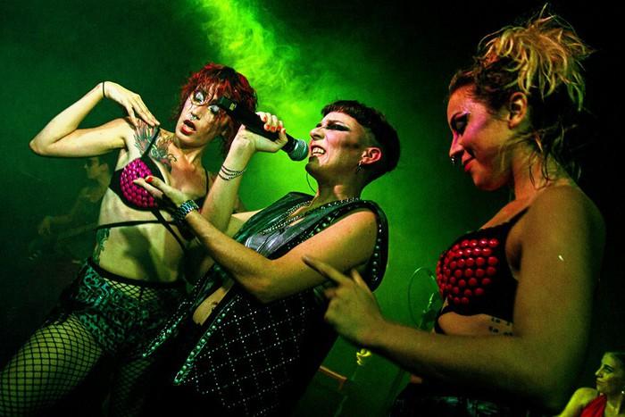 [IRITZIA] Gora reggaetoi feminista!
