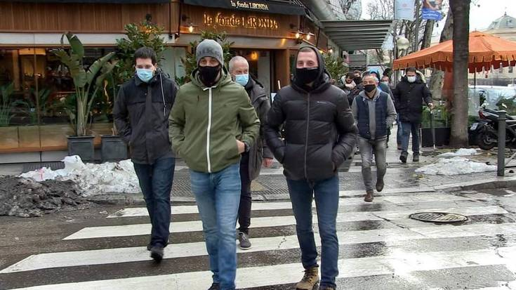Fiskaltzak mantendu egin ditu Galder Barbado eta Aitor Zelaiaren aurkako zigor eskaerak