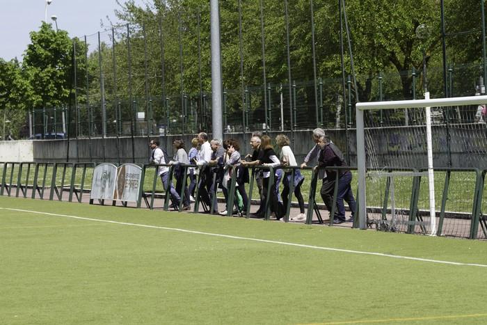 CD Laudioko gazteek lortu dute sailkapena Euskal Ligako play-offak jokatzeko - 42