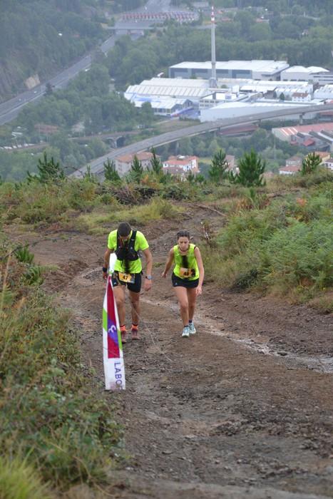 Iñaki Isasi eta Maider Urtaran izan ziren irabazleak Areta Trail probaren III. edizioan - 175