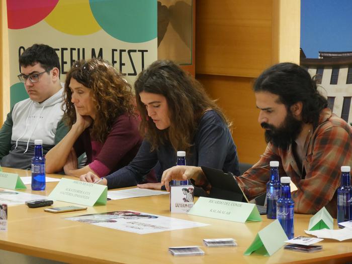 Gaztefilm Fest zinema jaialdiaren pelikula laburrak herriko gazteek hautatu dituzte - 15