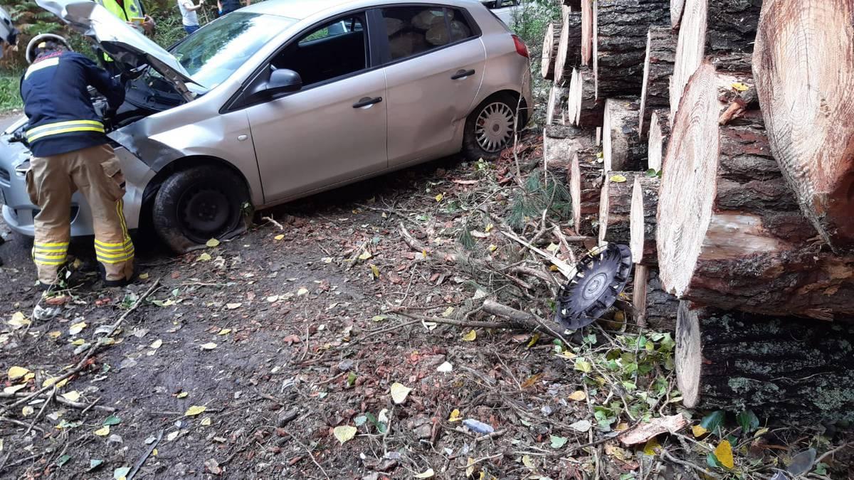 Zauritu bat Malkuartun gertatutako auto istripuan