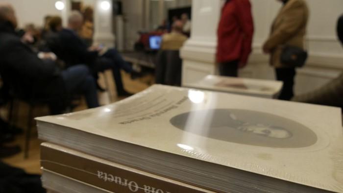 Interes handia sortu du Juan Ibarrola militar laudioarrari buruzko biografiaren aurkezpenak - 6