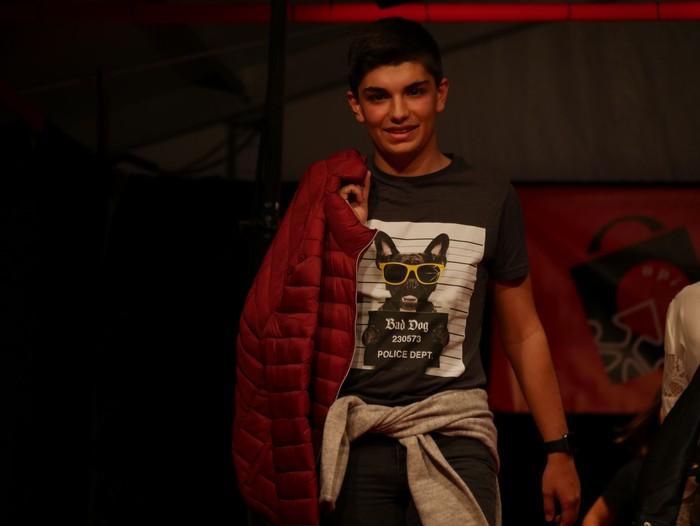"""Herritarrak """"modelo afizionatu"""", Laudio moda desfilean - 131"""