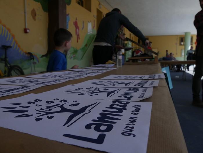 Bizilagun ugari inplikatu dira Lamuza Ikastetxearen 50. urteurrenaren jaian - 40