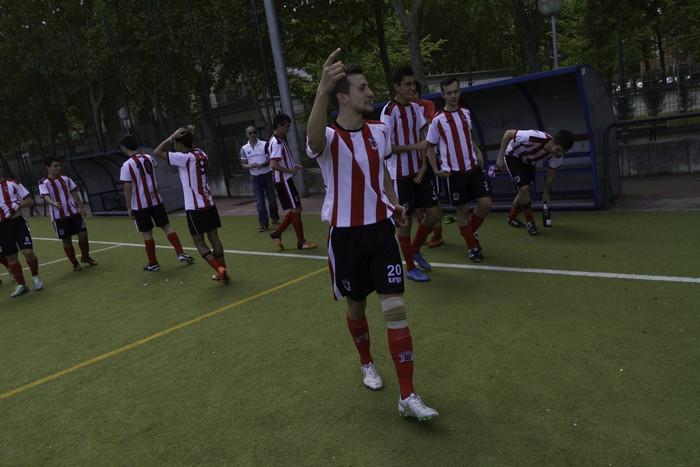 CD Laudioko gazteek lortu dute sailkapena Euskal Ligako play-offak jokatzeko - 69