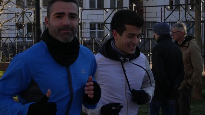 Lasterkari ugarik hartu dute parte Laudioko Herri Krosean - 14