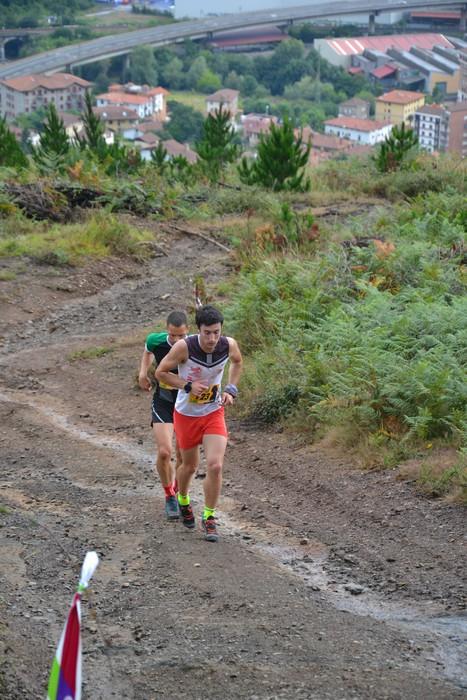 Iñaki Isasi eta Maider Urtaran izan ziren irabazleak Areta Trail probaren III. edizioan - 35