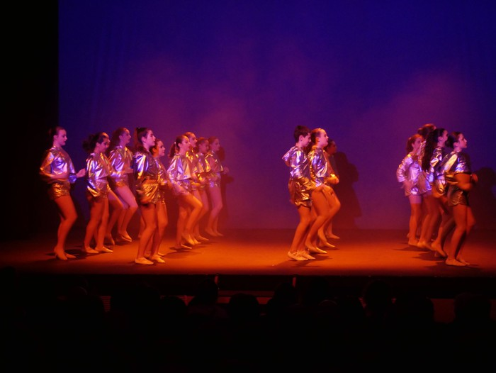 Ballet gala, San Fillippo sindromearen alde - 45