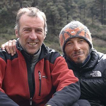 Gorri mendizale laudiarrak Gasherbrum II.aren (8.035m) gailurra egin du