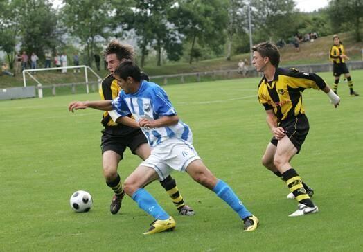 Astebukaera makala Aiaraldeko futbol taldeena