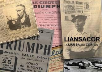 Lian Sacor: Urduñako zirku artista