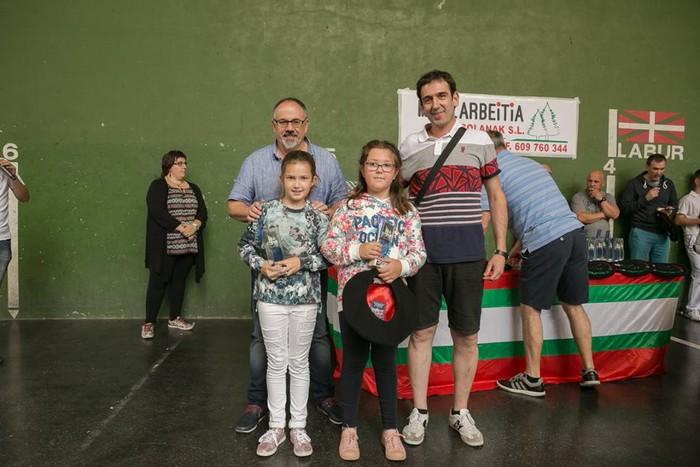 Herriko pilota txapelketa jokatu zuten asteburuan - 57