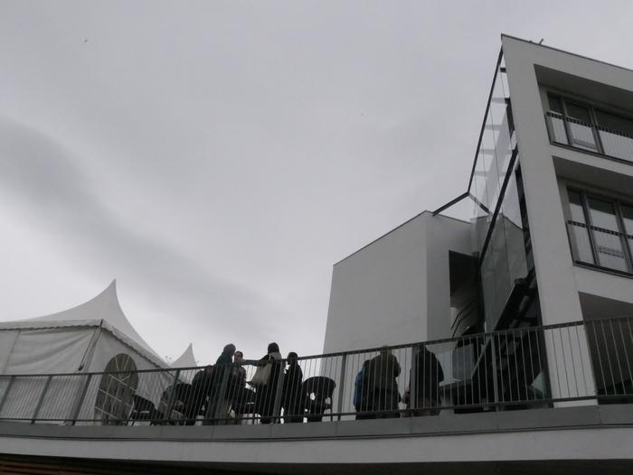 Gaur inauguratu dute Aiarako nagusien egoitza berria - 28